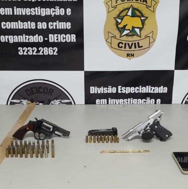 Polícia Civil deflagra operação integrada e prende cinco suspeitos por tráfico