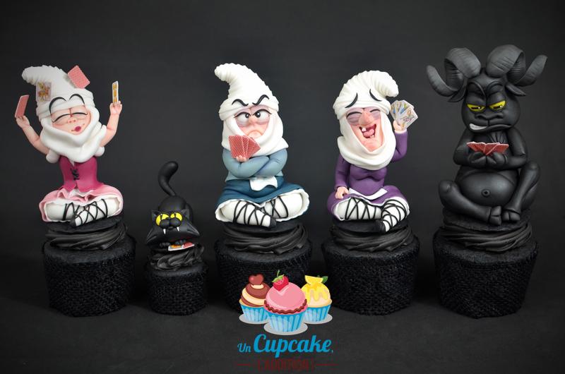 Cupcakes « Sorginen Akelarrea »