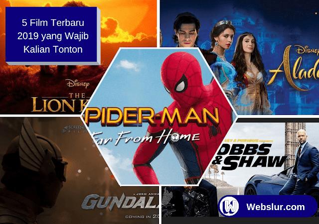 5 Film Terbaru 2019 yang Wajib Kalian Tonton