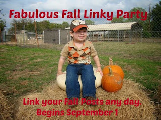 The Fabulous Fall Party