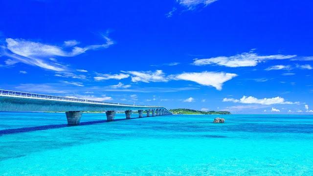 Jembatan Ikema Jepang