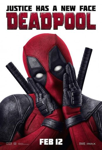 Deadpool 2016 Hindi Dubbed