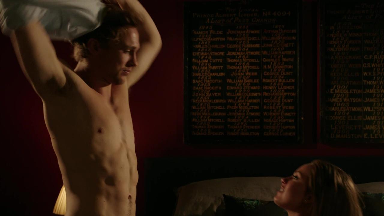 Actor William Katt Naked