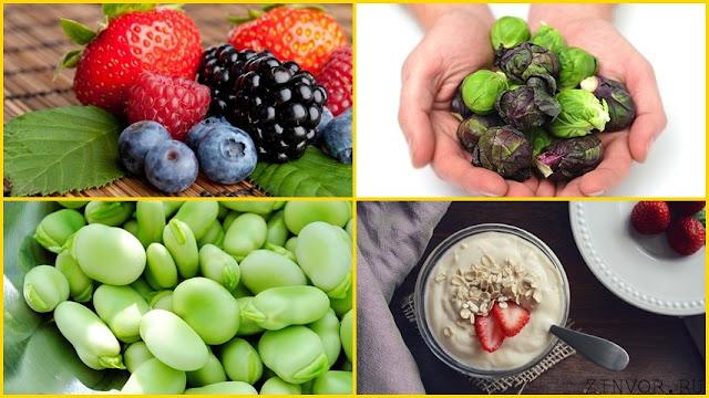 10 продуктов, полезных для сердца