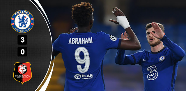 Chelsea vs Stade Rennais Highlights