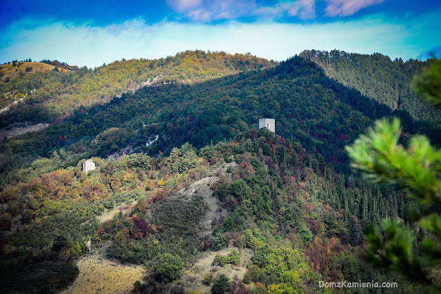 Dom z Kamienia, trekking Marradi