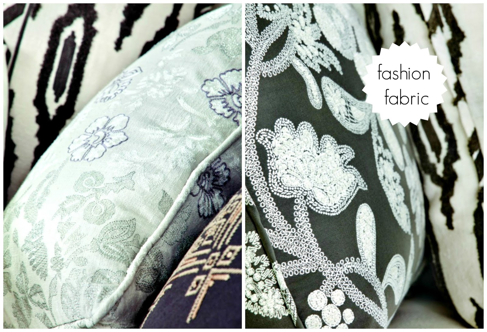 modne wzory tkanin