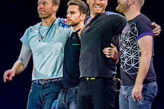 Biografi Band Coldplay