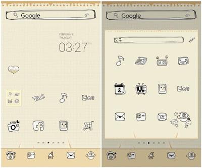aplikasi tema android dodol launcher