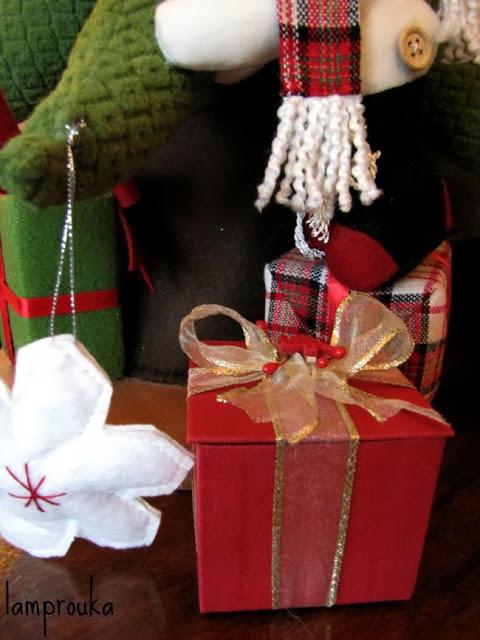 Χριστουγεννιάτικο δωράκι.