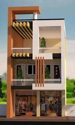 exterior wall design modern house front facade design ideas 2020