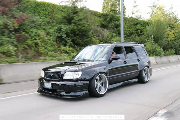 1999 Jdm Upgraded Subaru Forester For Sale Keep Cars Weird Wednesday