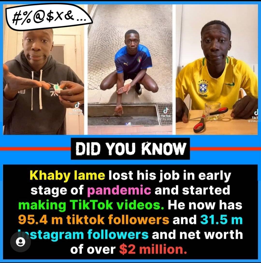 Khaby Lame memes