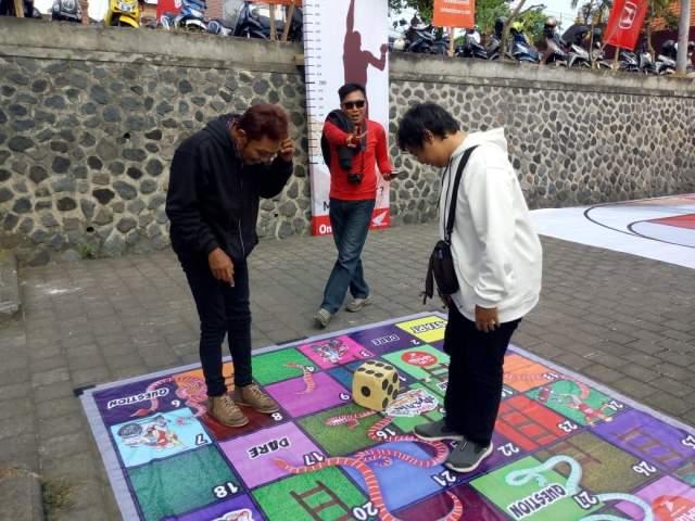 Games Fun Touring Honda Genio 110 Bali
