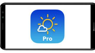 تنزيل برنامج Freemeteo Pro mod Premium مدفوع مهكر بدون اعلانات بأخر اصدار