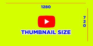 ukuran thumbnail youtube