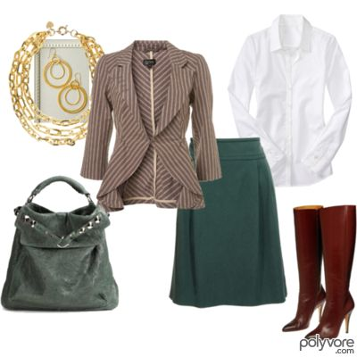 The Dress Club Philippines: The Business Casual Attire