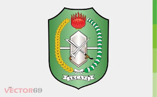 Logo Provinsi Kalimantan Barat (Kalbar) - Download Vector File CDR (CorelDraw)
