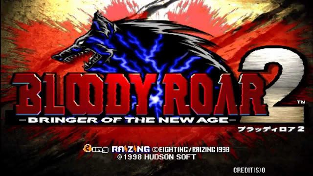 Download Game Bloody Roar 2 Portable Tanpa Emulator