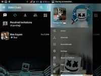 BBM Mod Marshmallow Update v3.2.5.12 Apk