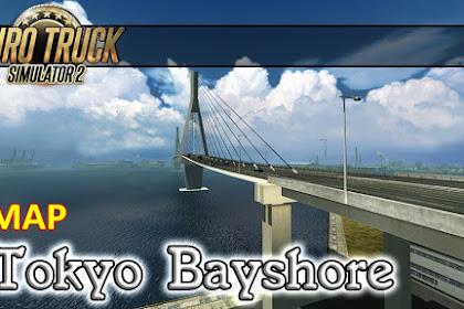 Download Mod Map Tokyo Bayshore V1.33 for Euro Truck Simulator 2 (ETS2)