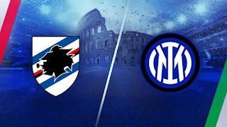 موعد مباراة إنتر ميلان وسامبدوريا في الدوري الإيطالي والقنوات الناقلة