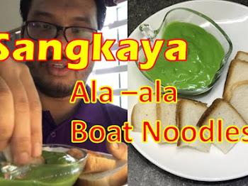 HOMEMADE | Resepi Sangkaya Ala-ala Boat Noodles