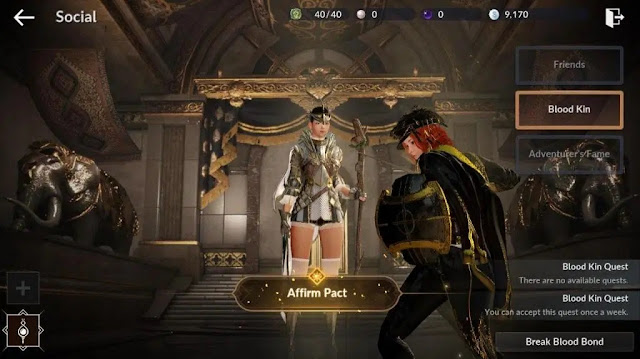 Langkah-langkah Dan Tips Ikatan Blood Kin – Black Desert Mobile 2020