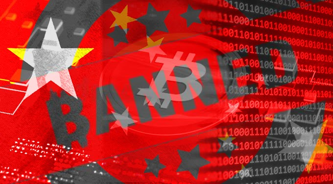China MOCKED On Twitter For Announcing They're Banning Crypto... For The 7th Time Since 2013!