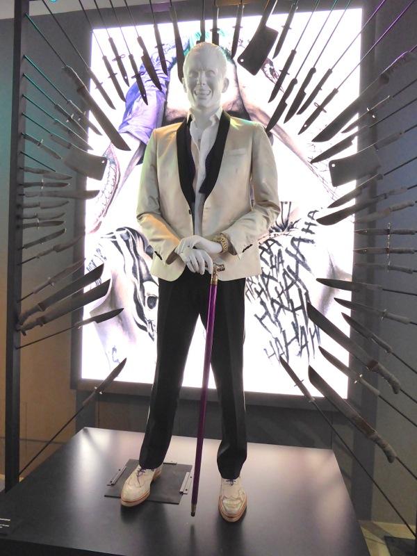 Jared Leto Suicide Squad Joker costume