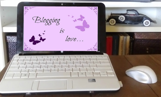 Blogging is love