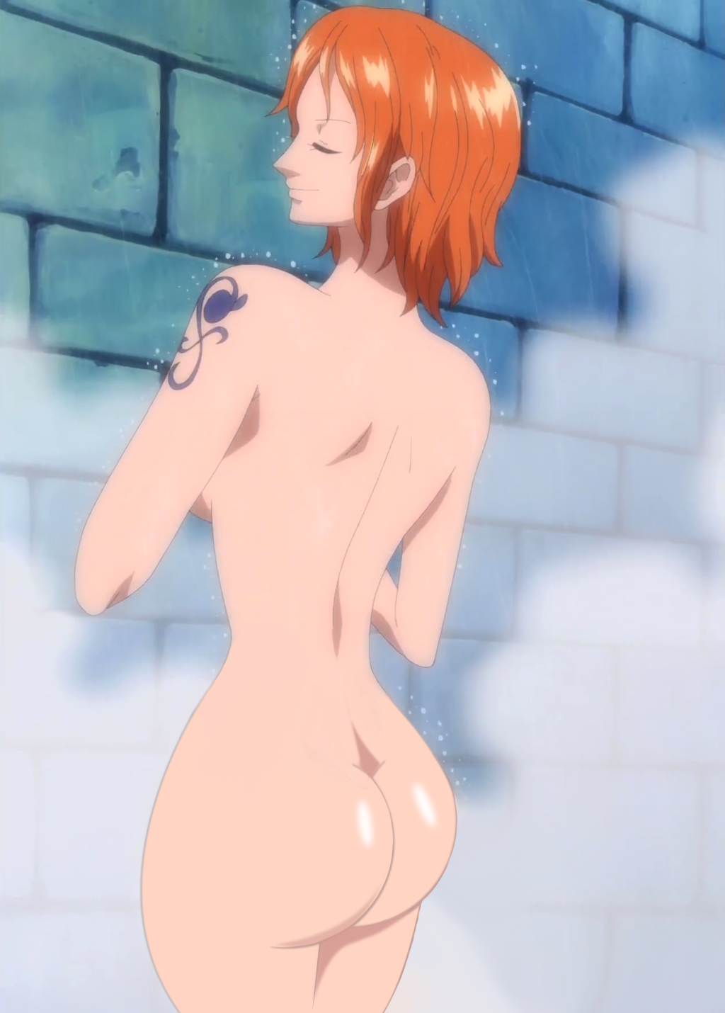 hot nude nami one piece