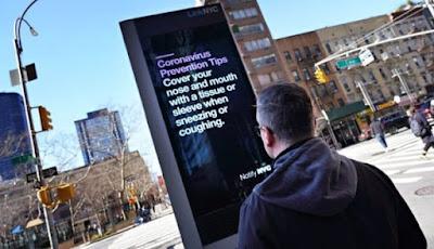 Technology companies fight misinformation about the Corona virus