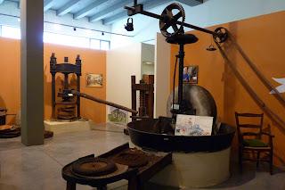 Vignolis, museo de la aceituna.