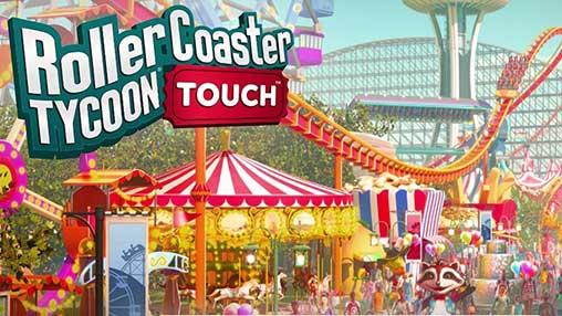 تهكير RollerCoaster Tycoon Touch