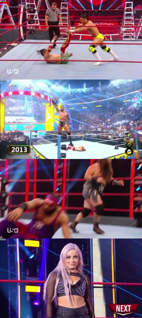 WWE Monday Night Raw 05 May 2020 HDTV 720p 480p 500MB