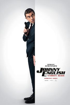 Johnny English Strikes Again Movie Poster 4
