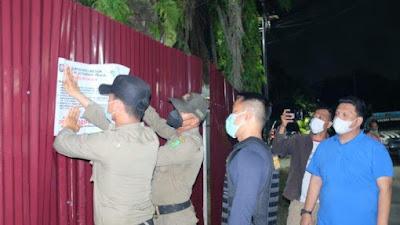 Respon Cepat, Bobby Nasution Perintahkan Segel Lokasi Judi di Medan