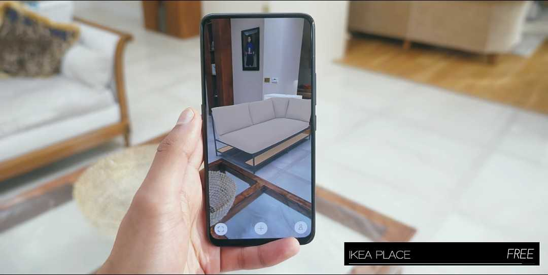 Ikea Place best android app 2019