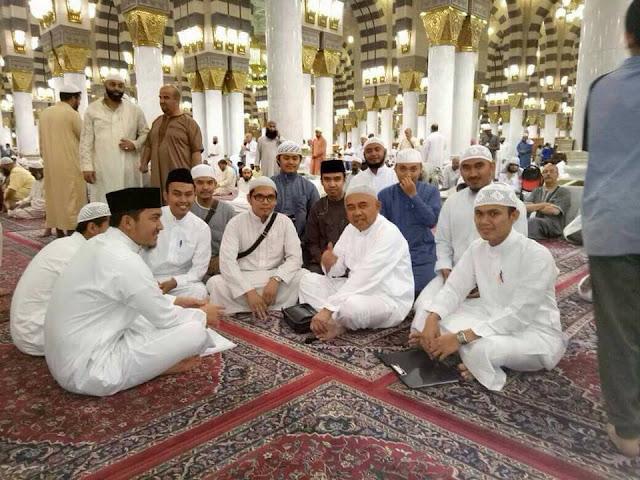 MASYAALLAH, Gubernur Riau Bertemu Ulama Saudi untuk Mendukung Dakwah Islam Berkembang di Bumi Lancang Kuning