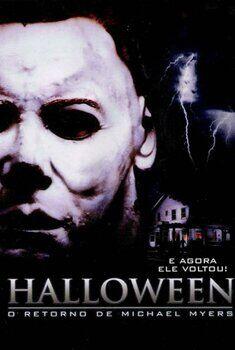 Halloween 4: O Retorno de Michael Myers Torrent - BluRay 720p Dual Áudio