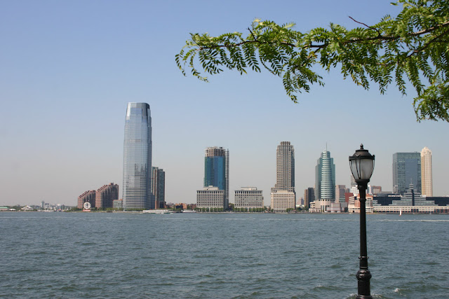 Battery city park-New York