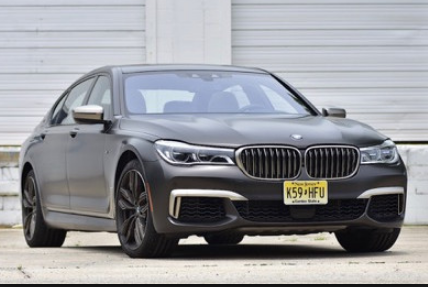2017 BMW 7-series Review