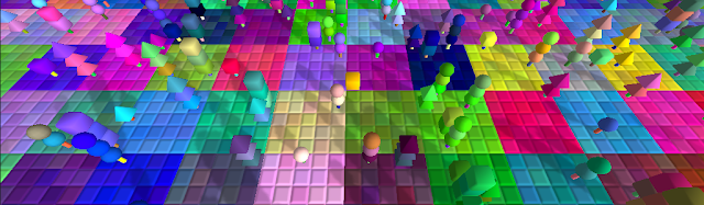 Cube & Star: Candyland