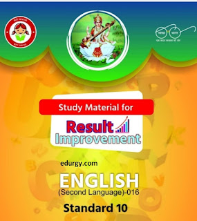 30% reduced for standard 10 board examination as per syllabus