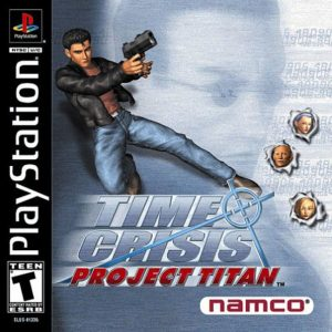 Time Crisis II – Project Titan (2001) PS1 Download Torrent