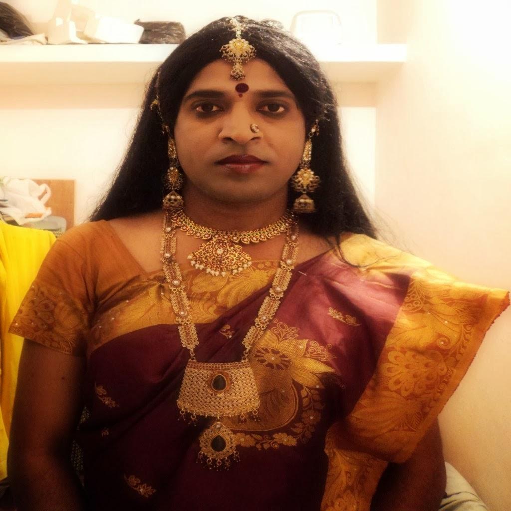 Indiancrossdresser Manjulasri: Indian Crossdresser