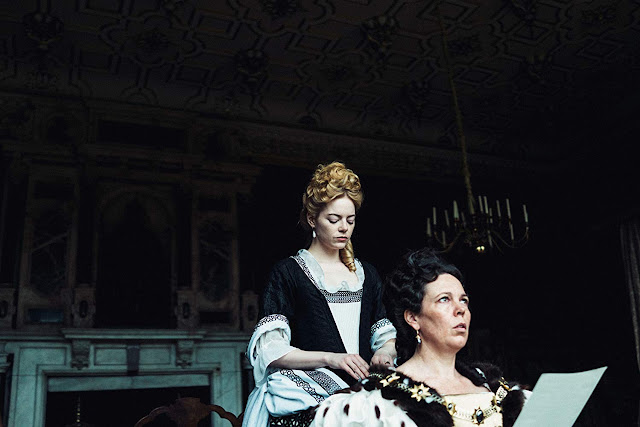 Sinopsis Film The Favourite (2018)