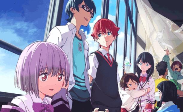 SSSS.Gridman - Daftar Anime 2018 Terbaik dan Terpopuler