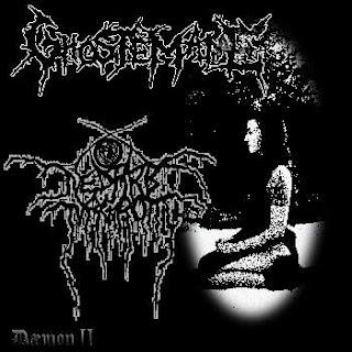 Ghostemane - DÆMON II (2016)